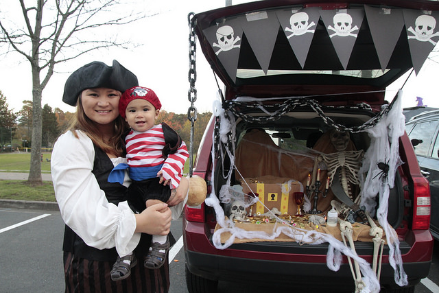 Trunk-or-Treat 2018