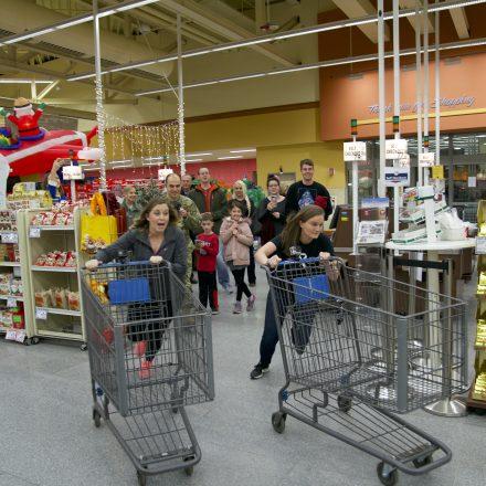 Commisary Shopping Spree
