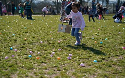Youth Programs Hosts 2019 Easter Egg Hunts