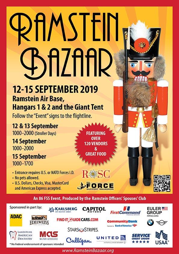 2019 Ramstein Bazaar 86 Fss