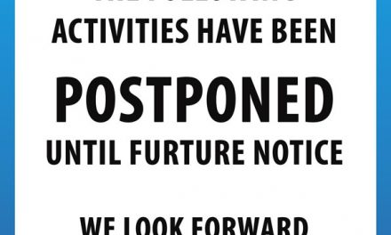 Postponed 86FSS Activities