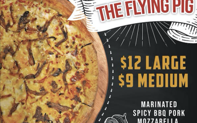 September Pizza of the Month