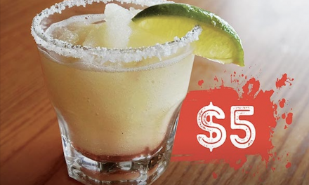 Chili's Margarita of the Month