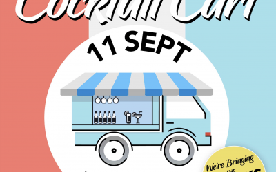 Cocktail Cart Coming BACK to Ramstein Housing!