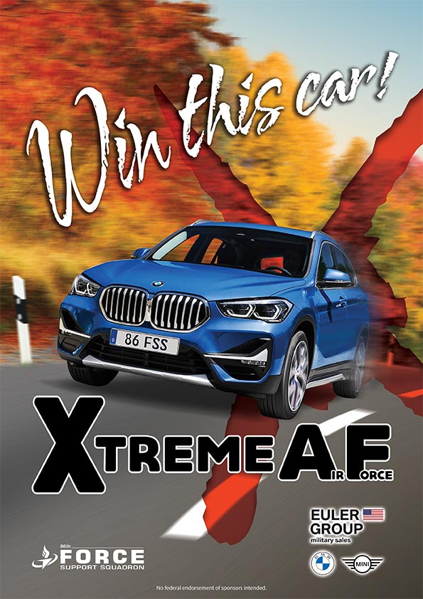 Chance to Win BMW X1 - November