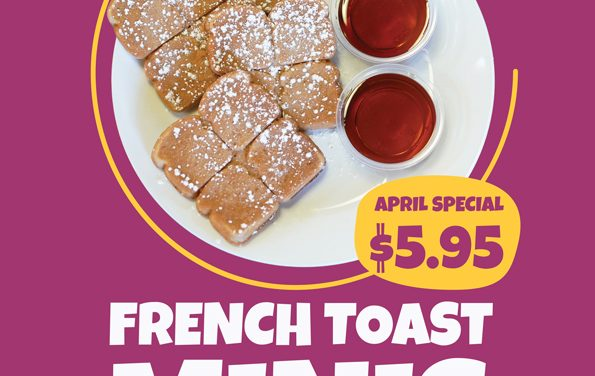 French Toast Minis