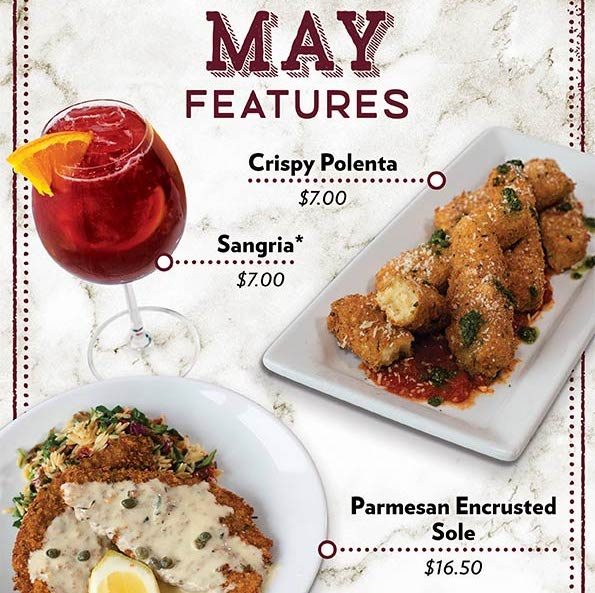 May Features