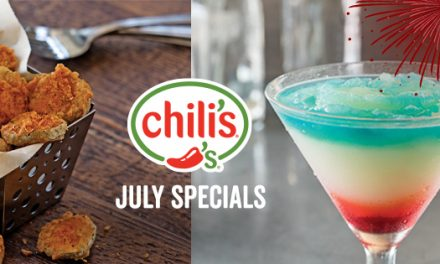 July Chili's Special