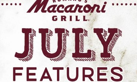 July Macaroni Grill Feature