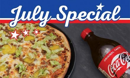 July Pizza Gallerie Special