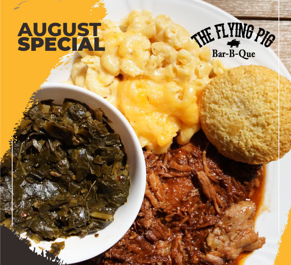 August Flying Pig Special