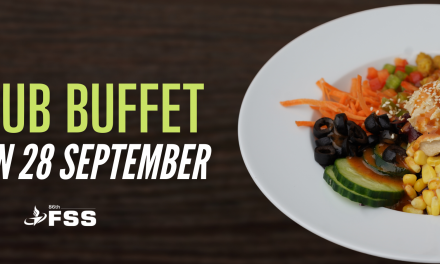 O'Club Lunch Opens 28 Sept