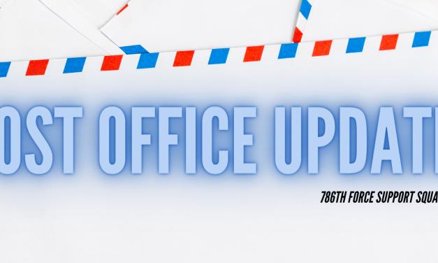 Post Office Update