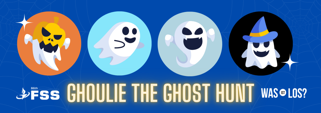 Ghoulie The Ghost Hunt