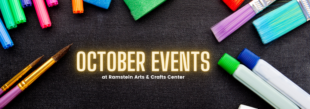 October with Arts & Crafts